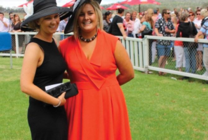 Quirindi New Year Races